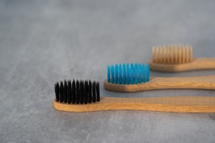 A picture containing brush, indoor, toothbrush, toy Description automatically generated