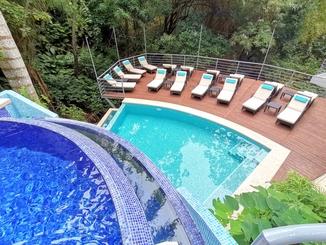 Luxury amenities